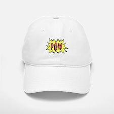 'POW' Baseball Baseball Cap