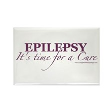 Epilepsy Awareness Rectangle Magnet (10 pack)