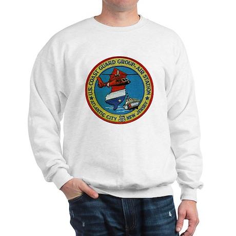 Sweatshirt: USCG Group Atlantic City