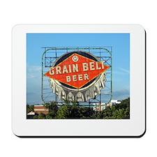 Grain Belt Sign Mousepad