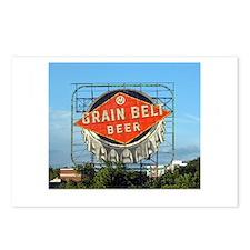 Grain Belt Sign Postcards (Package of 8)