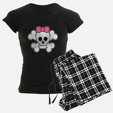 Girly Skull Pajamas