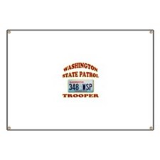 Washington State Patrol Banner