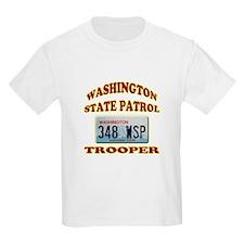 Washington State Patrol T-Shirt