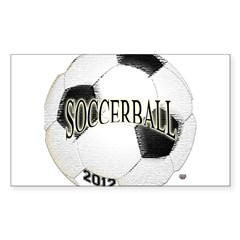 FootBall Soccer Decal