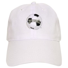 FootBall Soccer Baseball Cap