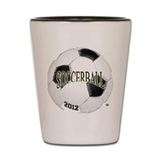 FootBall Soccer Shot Glass