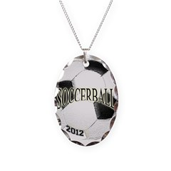 FootBall Soccer Necklace