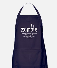 "New Generation ""Zombie"" Apron (dark)"