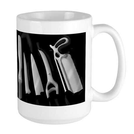Dexter's Kill Tools Large Mug