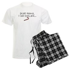 Dear Santa (version2) Pajamas