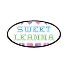 Sweet LEANNA Patches