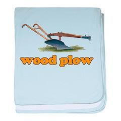 Wood Plow Misc forum baby blanket
