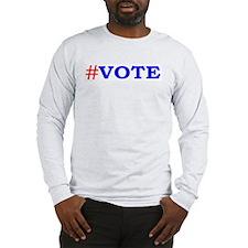 #VOTE Long Sleeve T-Shirt