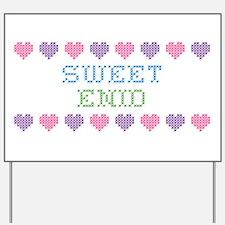 Sweet ENID Yard Sign
