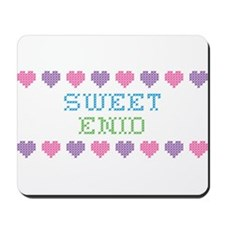Sweet ENID Mousepad
