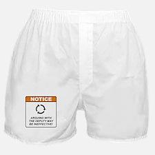 Deputy / Argue Boxer Shorts