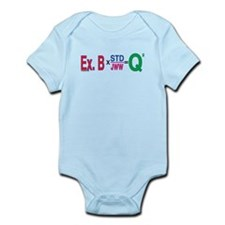 Agility Math Infant Bodysuit