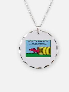 Agility Physics Necklace