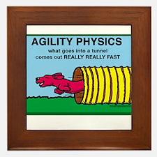 Agility Physics Framed Tile