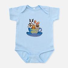 Teacup Agility Infant Bodysuit