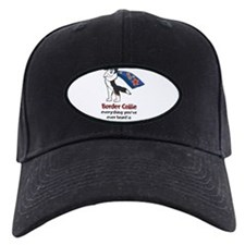 Super Border Collie- Tri Baseball Hat