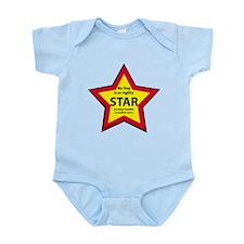 Agility Star Infant Bodysuit