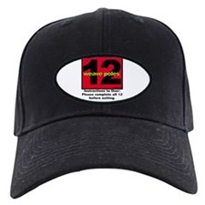 12 Weave Poles Baseball Hat