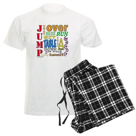 Agility Commands Men's Light Pajamas