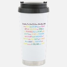 Agility Primer Travel Mug