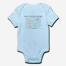 Agility Primer Infant Bodysuit