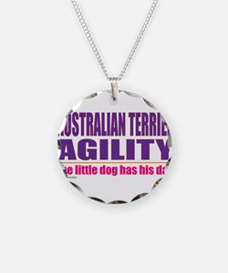 Australian Terrier Agility Necklace