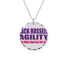 Jack Russell Agility Necklace
