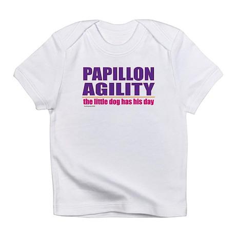 Papillon Agility Infant T-Shirt