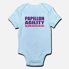 Papillon Agility Infant Bodysuit