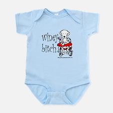 Winey Dalmatian Infant Bodysuit