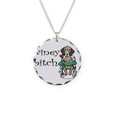 Winey GSP Necklace