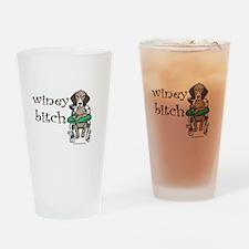 Winey GSP Drinking Glass