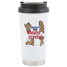 Wheaten Greetin' Travel Coffee Mug