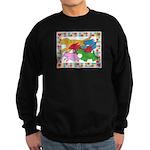 Herd 'o Dogs Sweatshirt (dark)