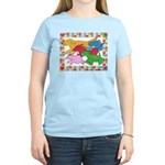 Herd 'o Dogs Women's Light T-Shirt