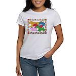 Herd 'o Dogs Women's T-Shirt