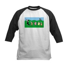 Border Collie Pied Piper Tee
