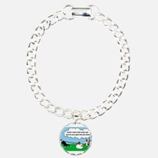 Junior Herds Charm Bracelet, One Charm