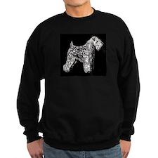 SCWT on black Sweatshirt