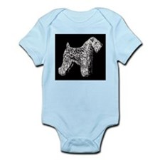 SCWT on black Infant Bodysuit