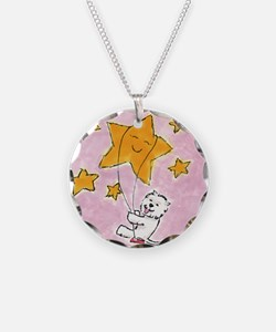 Westie/Star Necklace