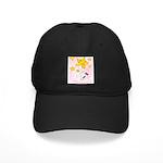 Wire Fox Terrier Star/Moon Black Cap