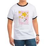 Wire Fox Terrier Star/Moon Ringer T