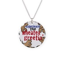 Wheaten Greetin' Necklace